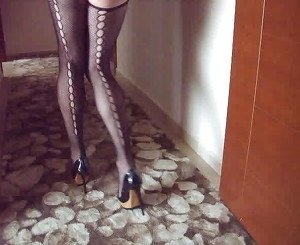 Turkish Teen Long Legs And Heels