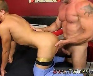 Gay anal g spot porn Blade is more than glad to share his twink sausage