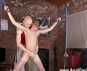 Hot twink scene Kieron Knight loves to