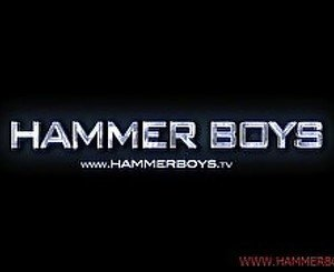 Palmer Lewis and Stano Novy from Hammerboys TV