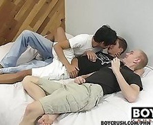 Ryan, Zachary and Alex Threeway